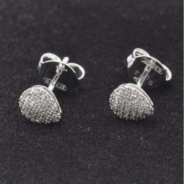 Orecchini a goccia oro bianco 18 kt pav diamanti orodh012 orologi e bijoux - Gemelli diversi alla goccia testo ...