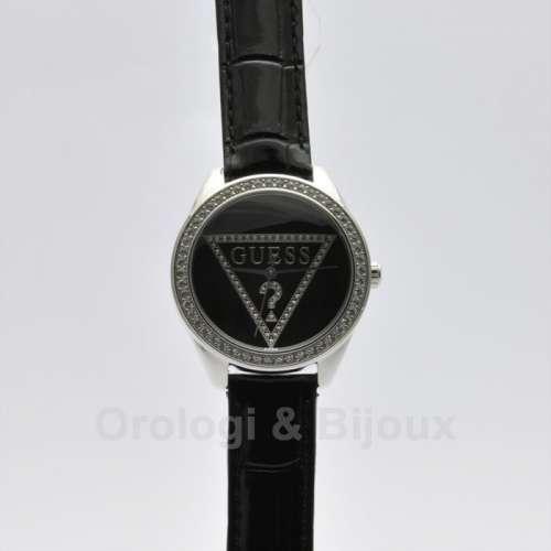 Orologio Guess lady pelle Nero W65006L1