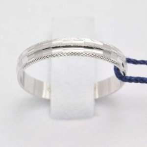 Anello Fedina classica UNOAERRE g1,70 oro bianco AF236