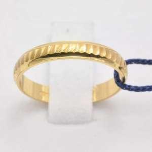 Anello Fedina classica UNOAERRE g1,70 oro giallo AF295