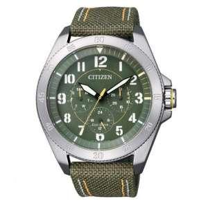 Orologio uomo multifunzioni ore felici Citizen Military BU2030-09W