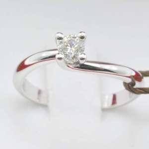 Anello Solitario Diamante classico Bibigì ANS8620B24