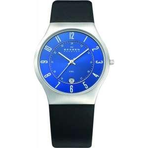 Skagen Stainless Steel Gent's Watch 233XXLSLN Grenen Men