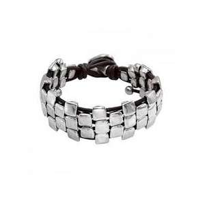 Bracciale Donna Silver Nailed UnoDe50 PUL1390MTLMAR0M