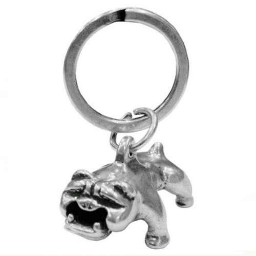 Bulldog Portachiavi UnoDe50 LLA0130MTX silver