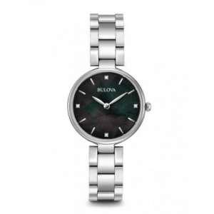 orologio solo tempo donna Bulova Diamonds  96S173