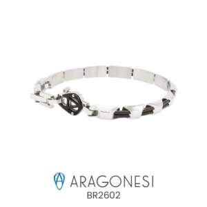 Bracciale Uomo Acciaio Aragonesi Granada BR2601