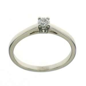 Anello Solitario Lab Grown Diamonds 10054417 015